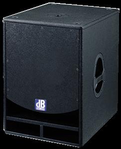 DB Technologies Opera SUB 15