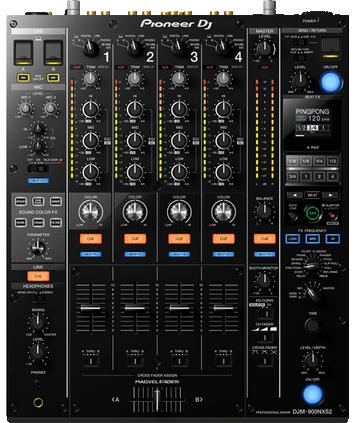 Pioneer DJM-900 Nexus2
